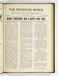 The Missouri Miner, December 21, 1917
