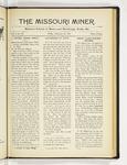 The Missouri Miner, February 22, 1918
