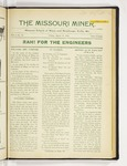 The Missouri Miner, March 15, 1918