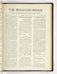 The Missouri Miner, March 29, 1918