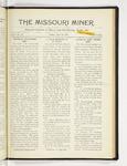 The Missouri Miner, April 19, 1918