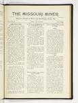 The Missouri Miner, April 26, 1918