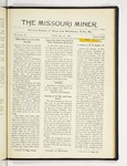 The Missouri Miner, May 17, 1918