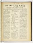 The Missouri Miner, March 23, 1917