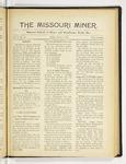 The Missouri Miner, April 13, 1917