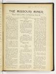 The Missouri Miner, April 27, 1917