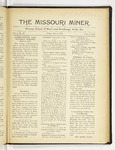 The Missouri Miner, May 18, 1917
