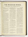 The Missouri Miner, September 13, 1918