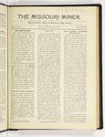 The Missouri Miner, October 26, 1918