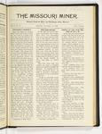 The Missouri Miner, November 16, 1918