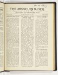 The Missouri Miner, November 23, 1918