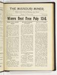 The Missouri Miner, November 30, 1918