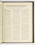The Missouri Miner, February 22, 1919