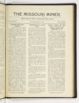 The Missouri Miner, March 01, 1919
