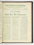 The Missouri Miner, March 15, 1919