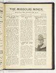 The Missouri Miner, April 19, 1919