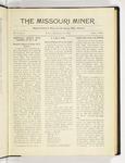The Missouri Miner, September 19, 1919