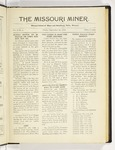 The Missouri Miner, September 26, 1919