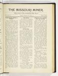 The Missouri Miner, November 14, 1919