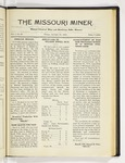 The Missouri Miner, January 30, 1920