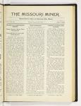 The Missouri Miner, February 20, 1920