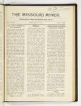 The Missouri Miner, March 12, 1920