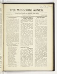 The Missouri Miner, April 23, 1920