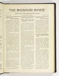 The Missouri Miner, September 10, 1920