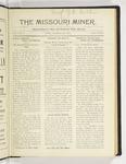 The Missouri Miner, September 24, 1920