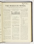The Missouri Miner, October 01, 1920