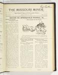 The Missouri Miner, October 22, 1920
