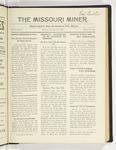 The Missouri Miner, October 29, 1920