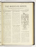 The Missouri Miner, December 10, 1920