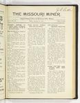 The Missouri Miner, January 21, 1921