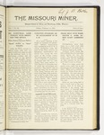 The Missouri Miner, February 04, 1921