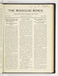 The Missouri Miner, February 18, 1921