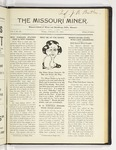 The Missouri Miner, February 25, 1921