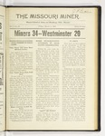 The Missouri Miner, March 04, 1921