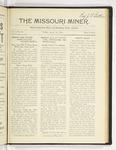 The Missouri Miner, March 11, 1921