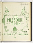 The Missouri Miner, March 18, 1921