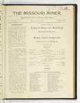The Missouri Miner, April 29, 1921