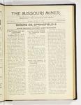 The Missouri Miner, October 17, 1921