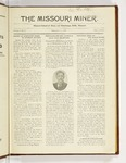The Missouri Miner, September 11, 1922