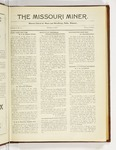 The Missouri Miner, October 02, 1922