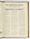 The Missouri Miner, October 09, 1922