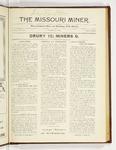 The Missouri Miner, November 13, 1922