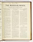 The Missouri Miner, November 27, 1922