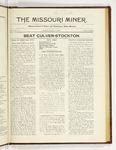 The Missouri Miner, January 08, 1923