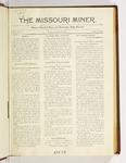 The Missouri Miner, August 27, 1923
