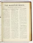 The Missouri Miner, October 22, 1923